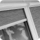 Рулонные шторы люкс