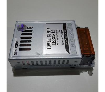 Блок питания для светодиодной ленты - 25 Вт