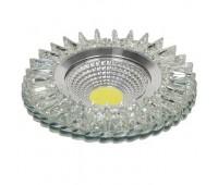 Интерьерный светильник МR16, S101 с подсветкой и LED лампой