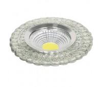 Интерьерный светильник МR16, S102 с подсветкой и LED лампой