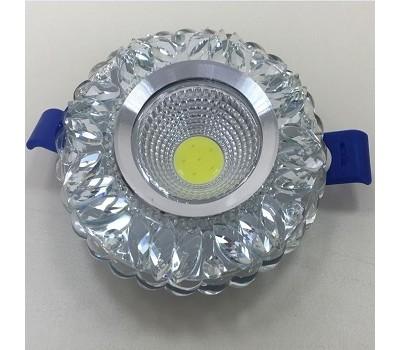 Интерьерный светильник МR16, S104 с подсветкой и LED лампой