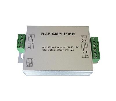 RGB контроллер усилитель модулей и лент - 12V/144W