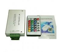 RGB контроллер IP40, 144W, 20 режимов