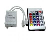 RGB контроллер PREMIUM, IP40, 72W, 22 режима