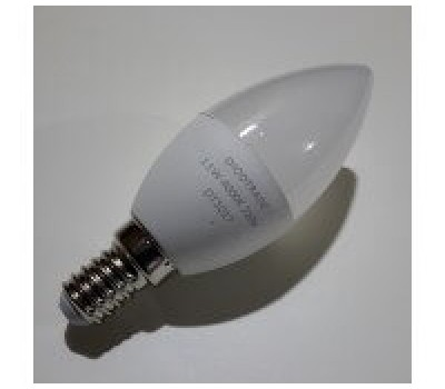 Светодиодная лампа свеча цоколь E14 220V - 11W 4000K