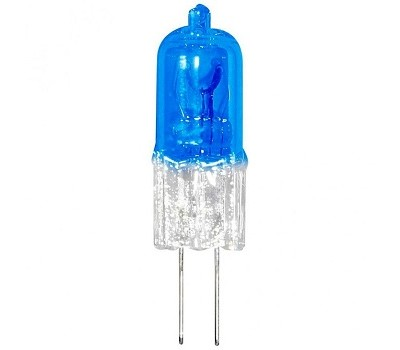 Лампа галогеновая супер белая G5.3 220 В 35 Вт