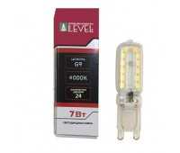 Светодиодная лампа G9 - 7 Вт, диммируемая.