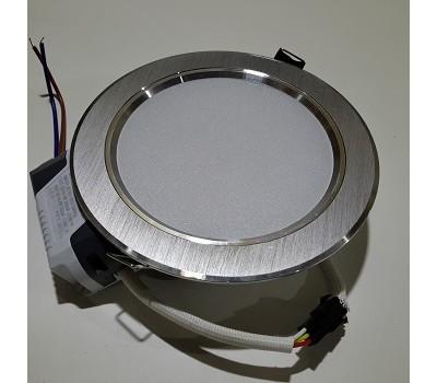 LED светильник TD-02 9W хром 6000К/5000К/4000к