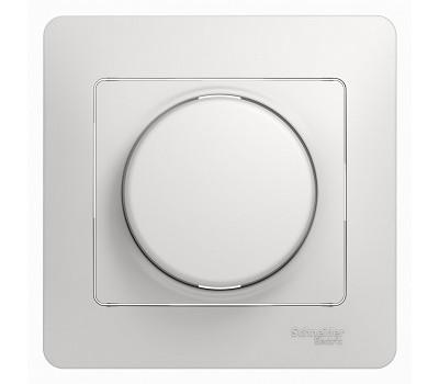 Schneider GSL000134 Glossa светорегулятор поворотный (диммер)