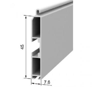 Профиль концевой ES9x45RI/eco