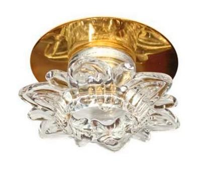 Точечный светильник JB-23 золото - цоколь G9
