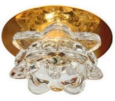Точечный светильник JB-27 золото - цоколь G9