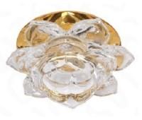 Точечный светильник JB-34 золото - цоколь G9