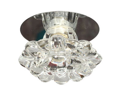 Точечный светильник JB-20 хром - цоколь G9