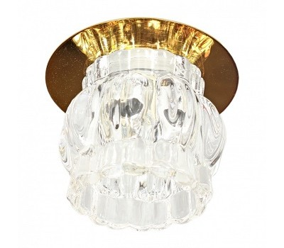 Точечный светильник JA-14 золото - цоколь G9