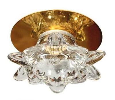 Точечный светильник JB-21 золото - цоколь G9