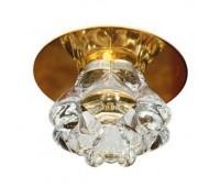 Точечный светильник JB-29 золото - цоколь G9