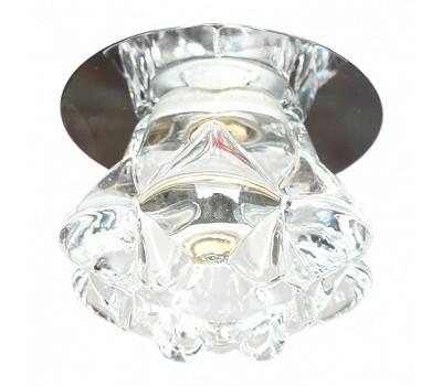 Точечный светильник JB-29 хром - цоколь G9