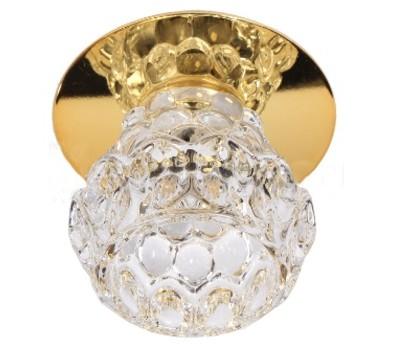 Точечный светильник JB-33 золото - цоколь G9