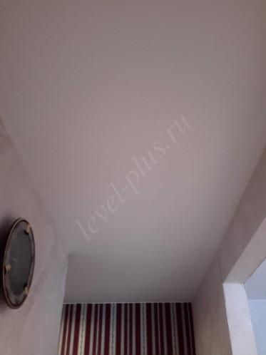 Матовые натяжные потолки саратовка