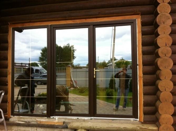 1 окна для частных домов
