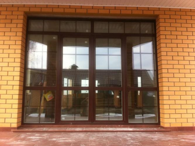 5 окна для частных домов