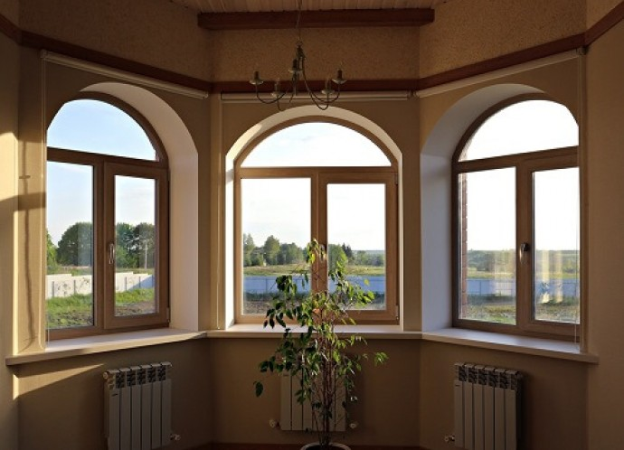 6 окна для частных домов