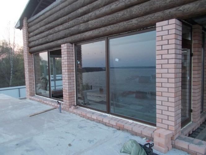 9 окна для частных домов