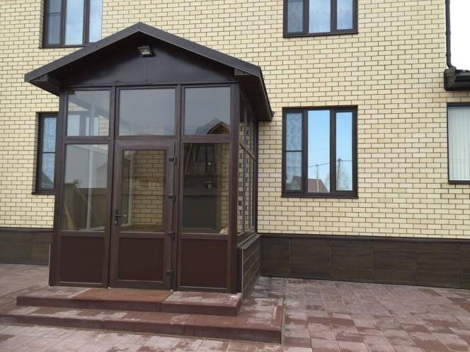 16 окна для частных домов