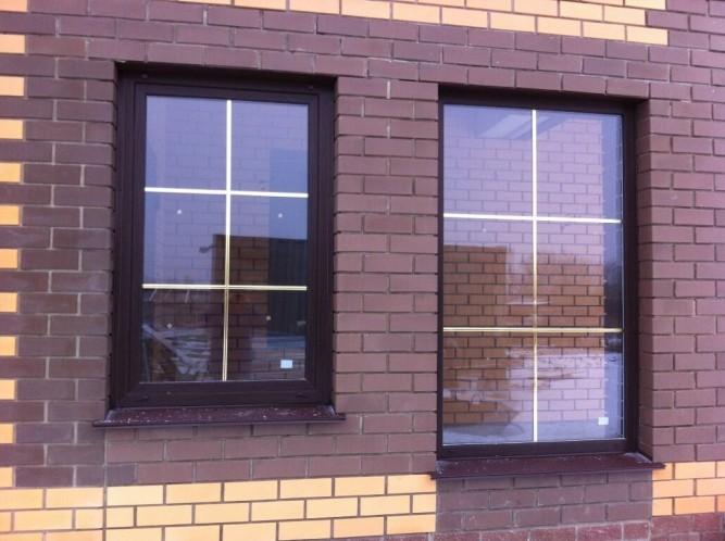 11 окна для частных домов